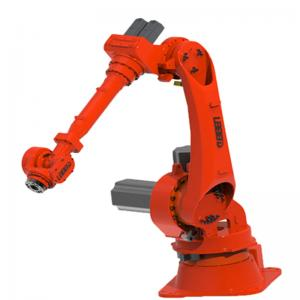 High quality OEM 6 axis robot with 50kg payload 2meter warranty longer than ABB kuka yaskawa