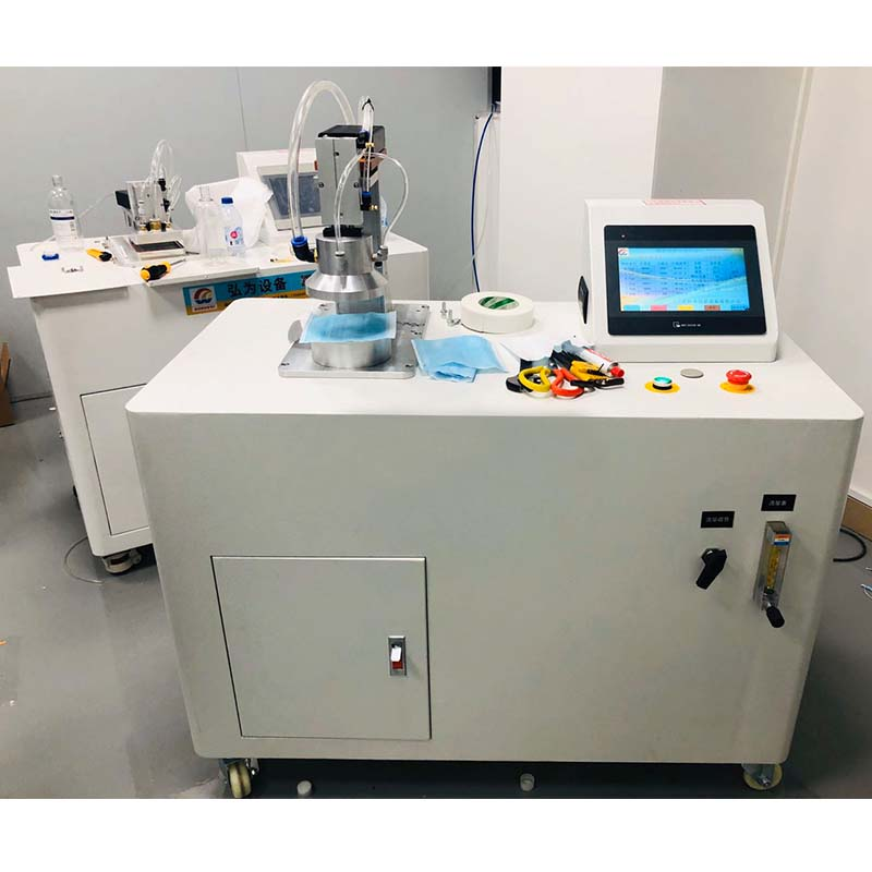 meltblown fabric testing equipment