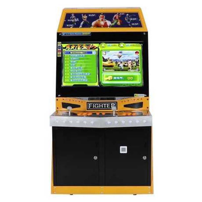 arcade gaming machines