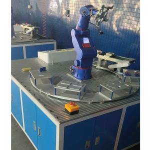 Industrial 6 axis robot arm training platform for school and engineer training centers