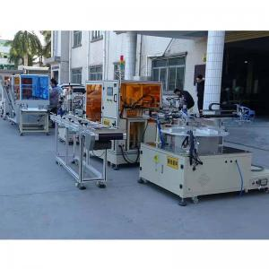 Table tennis racket and ball automatic packaging line